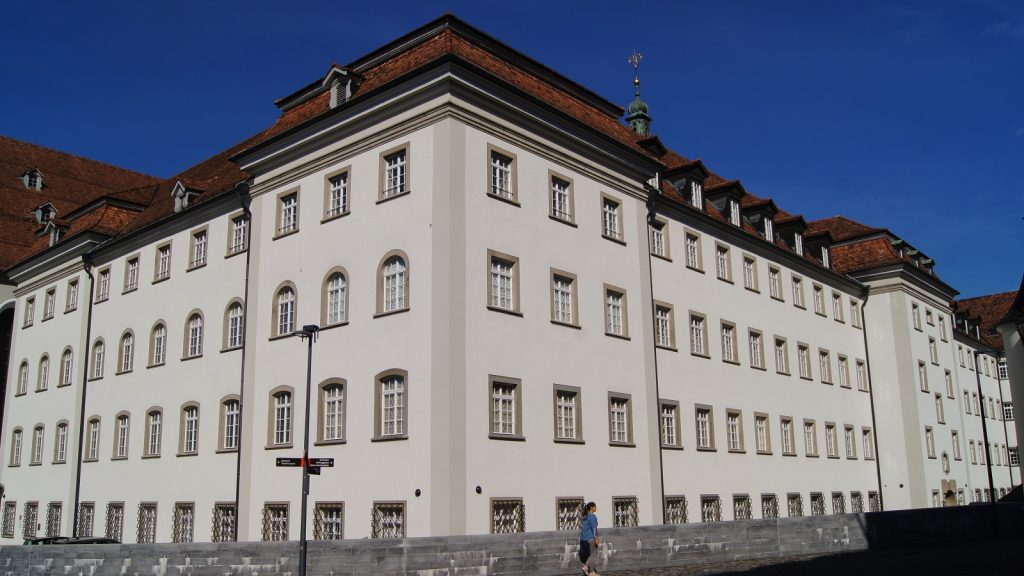 The Convent of St Gall